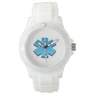 医療サービス提供者の腕時計 腕時計