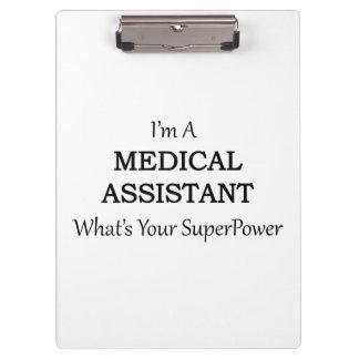 医療助手 クリップボード