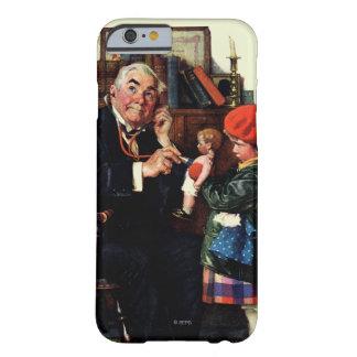 医者および人形 BARELY THERE iPhone 6 ケース