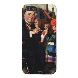 医者および人形 iPhone 5 ケース