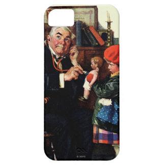医者および人形 iPhone SE/5/5s ケース