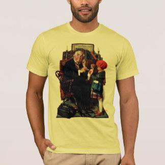 医者および人形 Tシャツ
