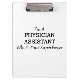 医者の助手 クリップボード