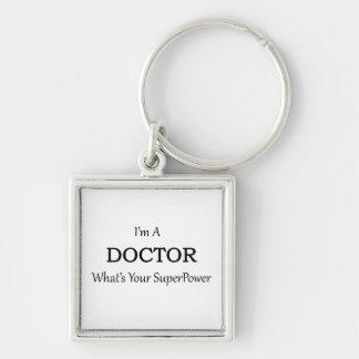 医者 キーホルダー