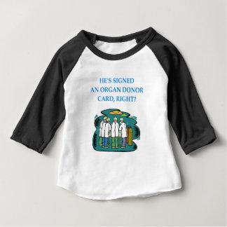 医者 ベビーTシャツ