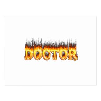 医者 ポストカード