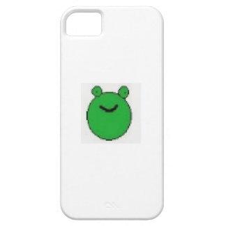匿名のカエルのiPhoneの場合 iPhone SE/5/5s ケース