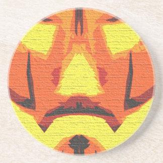 匿名のカボチャ コースター