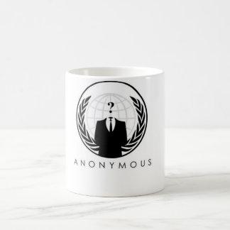 匿名のコーヒー・マグ コーヒーマグカップ