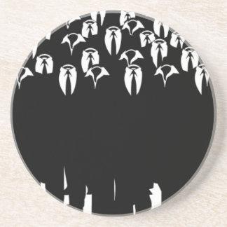 匿名の人々 コースター