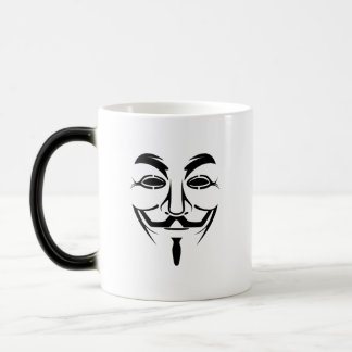 匿名の変形させるマグ マジックマグカップ