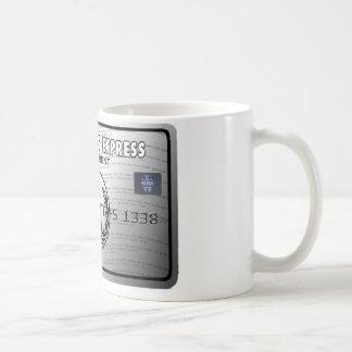 匿名の明白なマグ コーヒーマグカップ