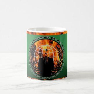匿名の火 モーフィングマグカップ
