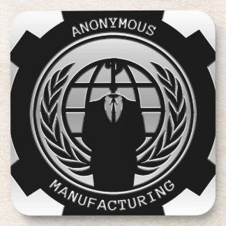 匿名のManafacturing コースター