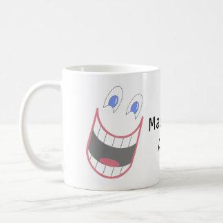 匿名マスチケーター! コーヒーマグカップ