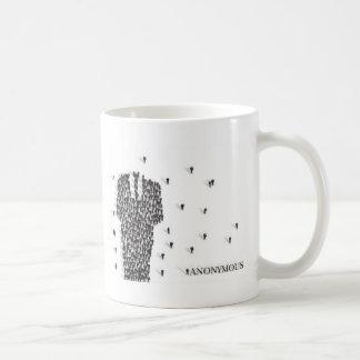 匿名 コーヒーマグカップ