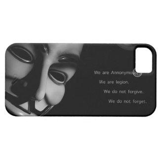 匿名 iPhone SE/5/5s ケース