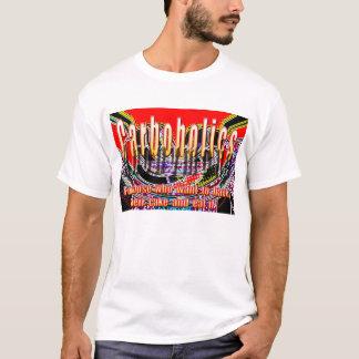 匿名Carboholics (ケーキ版) Tシャツ