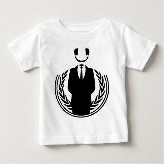 匿名DJのスマイリー ベビーTシャツ