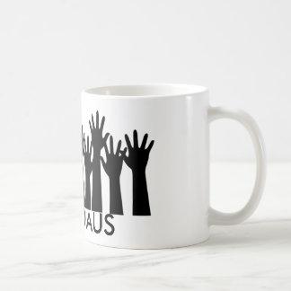 十分に生命のマグを妨げます コーヒーマグカップ