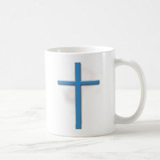 十字およびジョンの3:16 コーヒーマグカップ