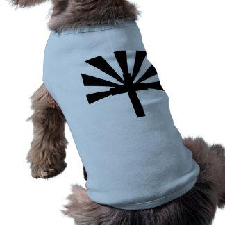 十字および太陽光線ペット衣類 ペット服