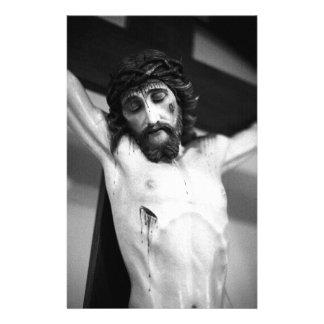 十字のイエス・キリスト 便箋