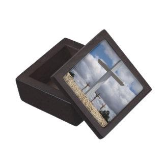 十字のギフト用の箱 ギフトボックス
