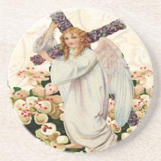 十字のコースターとの天使 コースター