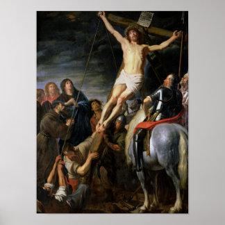 十字の上昇、1631-37年 ポスター