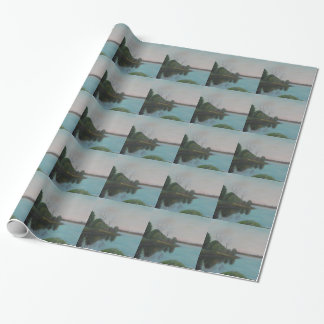 十字の入り江の包装紙 ラッピングペーパー