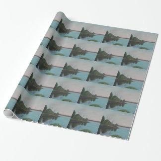 十字の入り江の包装紙 包み紙