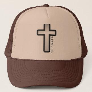 十字の帽子 キャップ