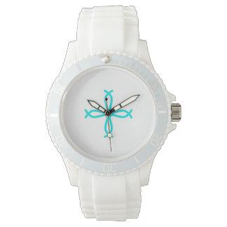 十字の腕時計 腕時計