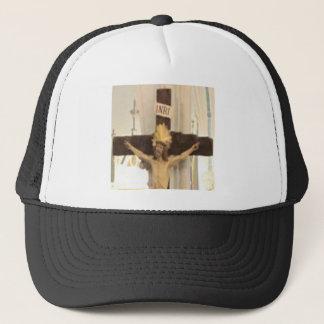 十字架像 キャップ