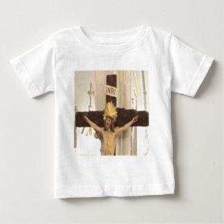 十字架像 ベビーTシャツ