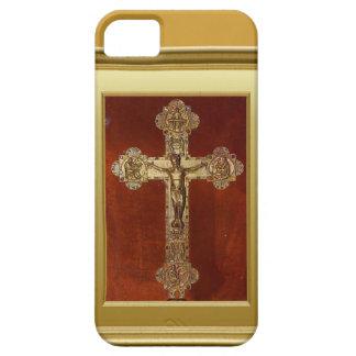 十字架像 iPhone SE/5/5s ケース