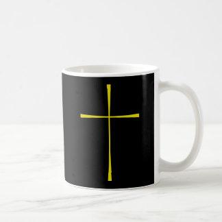 十字英国国教会祈祷書 コーヒーマグカップ