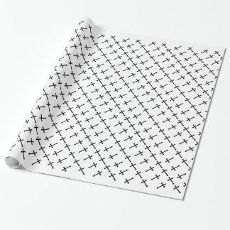 十字 包装紙