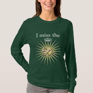 十年プロダクトは、私の他の色の選択を見ます Tシャツ