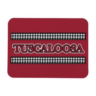 千鳥格子のなTuscaloosa -磁石 マグネット