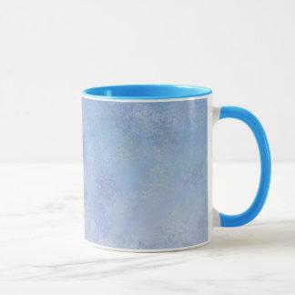 午前中雪片 マグカップ