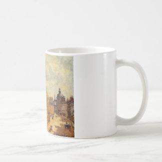 午前中Malaquaisクウェイ、明るい天候 コーヒーマグカップ