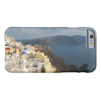 午後日曜日Santorini Barely There iPhone 6 ケース