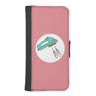 半健康のナットの日記は電話箱を払います iPhoneSE/5/5sウォレットケース