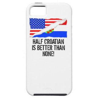 半分のクロアチアはどれもよりよくないです iPhone SE/5/5s ケース