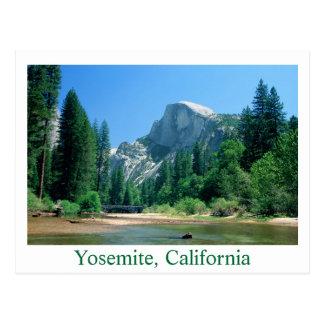 半分のドーム20x30のコピー、ヨセミテ、カリフォルニア ポストカード