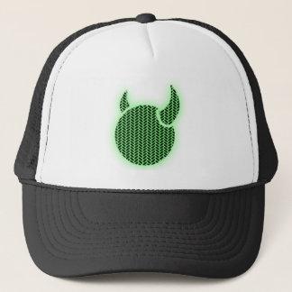 半分の悪COの帽子 キャップ