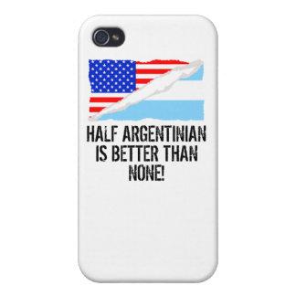 半分アルゼンチンどれもよりよくないですがありません iPhone 4 カバー