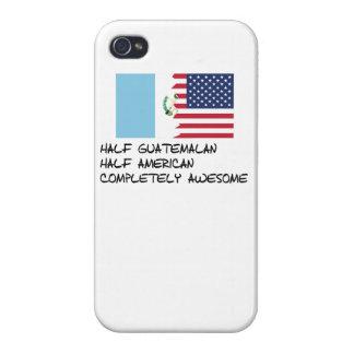 半分グアテマラの完全に素晴らしい iPhone 4/4Sケース